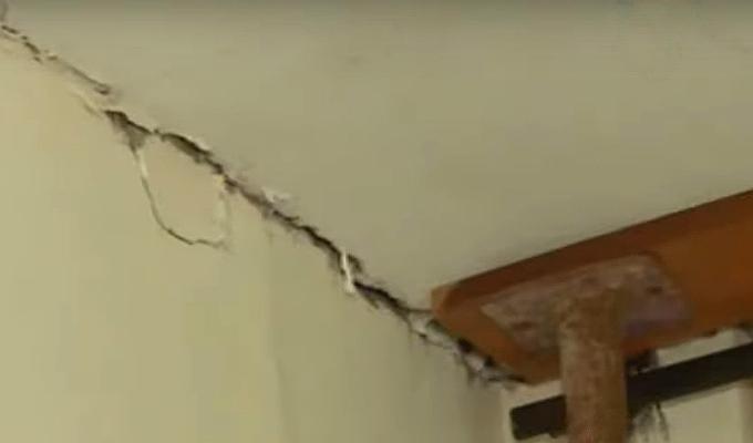 Miraflores: construcción de edificio habría ocasionado severos daños en vivienda colindante