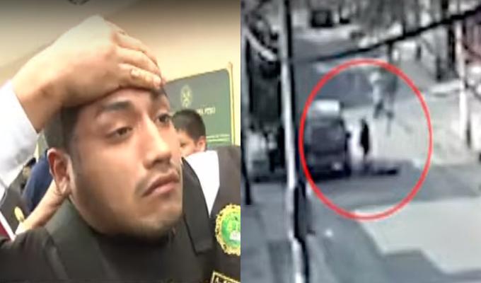 Comas: Policía identifica a asesino de estudiante de 17 años