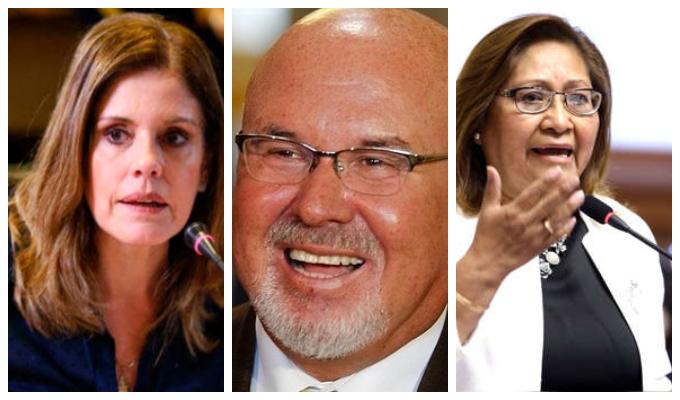Mercedes Aráoz, Carlos Bruce y Ana María Choquehuanca renuncian a bancada PpK