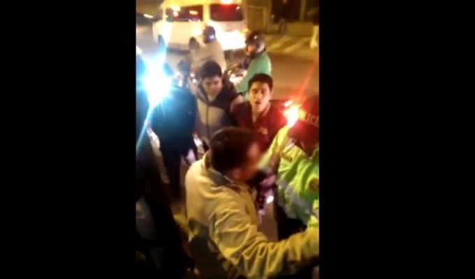 Barranco: extranjero que atacó bus calificó de acto xenofóbico reacción de pasajeros