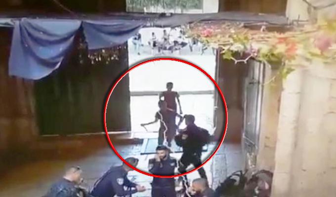 Israel: policía mató a palestino e hirió a otro por atacarlo con cuchillo