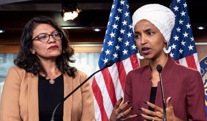 Vetan a congresistas musulmanas de EEUU en Israel a petición de Trump