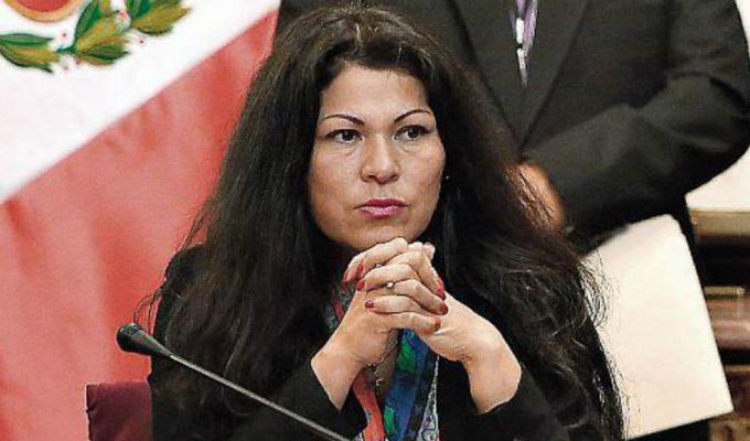 Ingreso de Yesenia Ponce a PpK no fue consultado al Ejecutivo, según el congresista Sergio Dávila