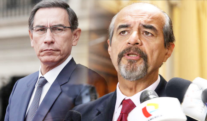 APRA aprobó propuesta para pedir vacancia del presidente Martín Vizcarra