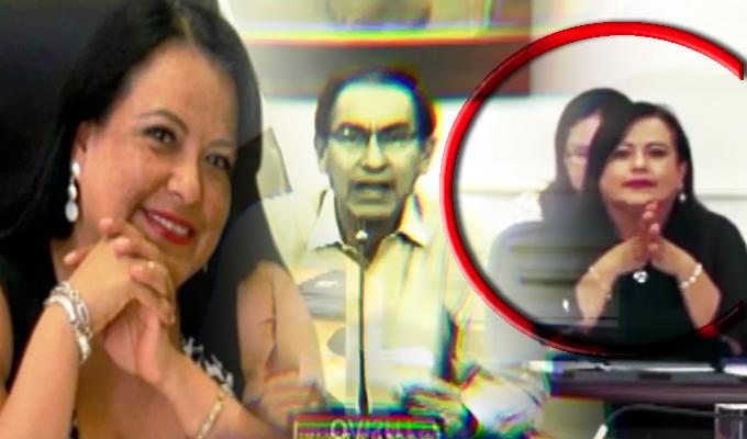 EXCLUSIVO | La poderosa Mirian Morales, mano derecha del Presidente Vizcarra