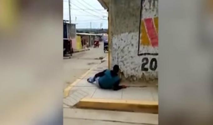 Tumbes: agente policial hirió de bala en la pierna a delincuente