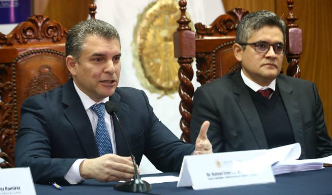 Equipo Especial Lava Jato: fiscalías anticorrupción enviarán seis temas vinculados a Odebrecht