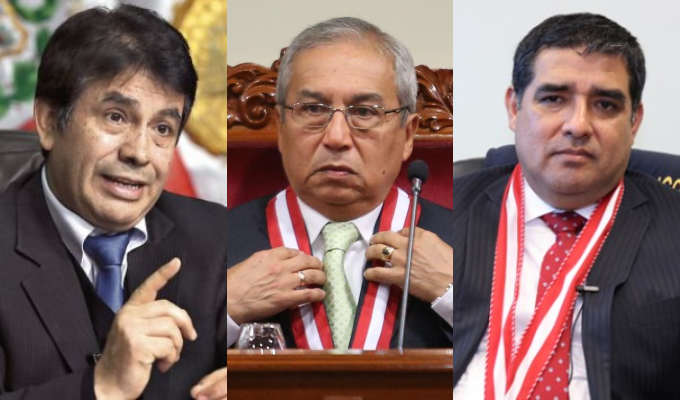Fiscales supremos piden que Vela y Pérez sean retirados del equipo Lava Jato