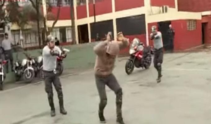 La Victoria: así se preparan los Halcones de la PNP para combatir delincuentes motorizados