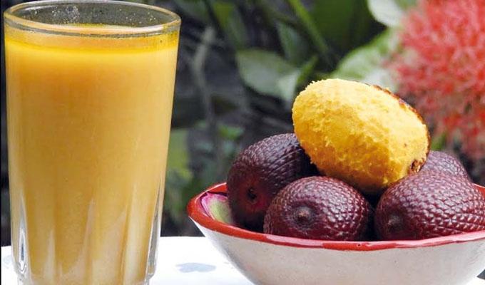 Loreto: empresa peruana invertirá en bebida a base de aguaje
