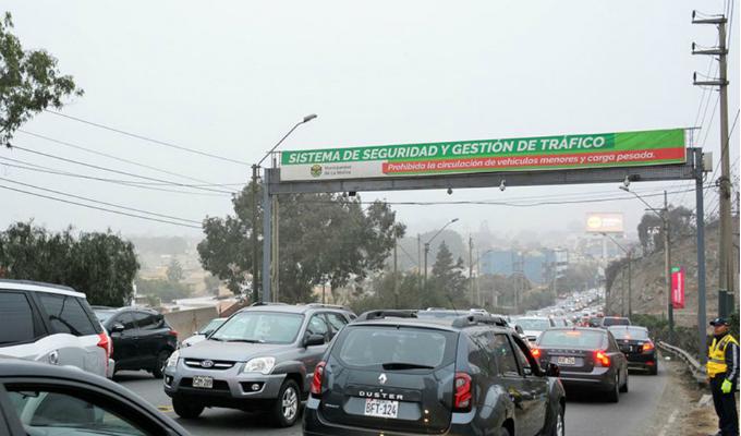 La Molina quedó fuera del plan de restricción vehicular 'pico y placa'