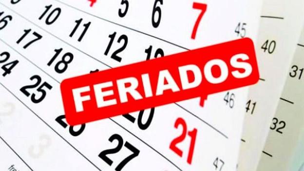Este jueves 29 de agosto fue declarado día no laborable para sector público