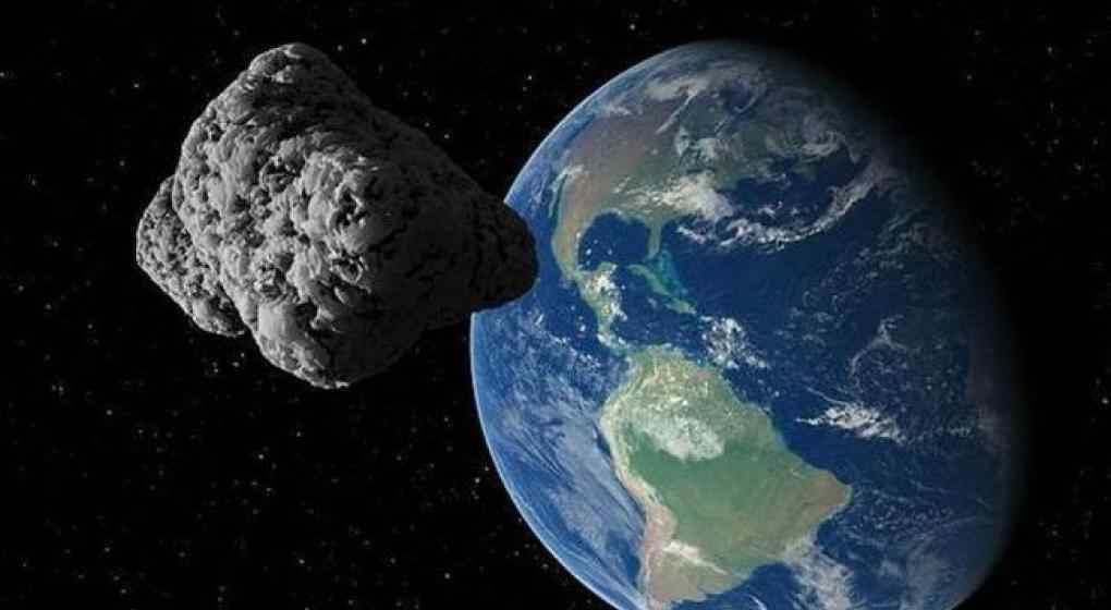 EEUU: la NASA se prepara para la llegada del 'Dios del caos'