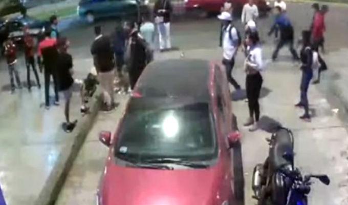 SMP: locales clausurados siguen generando caos en Av. Tomás Valle