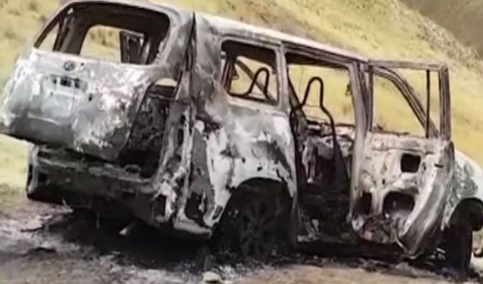 Huancayo: queman y disparan a cinco miembros de una familia | Panamericana TV - Panamericana Televisión