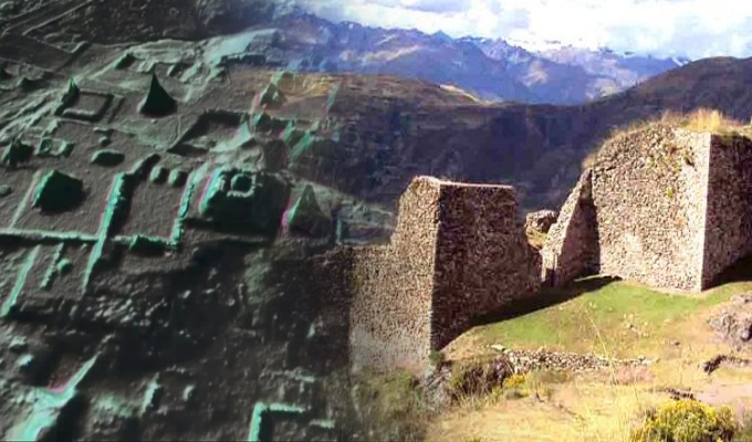 Tecnología láser revela antigua ciudad inca en los andes | Panamericana TV - Panamericana Televisión