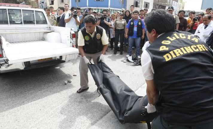 Huancayo: agricultor fue hallado muerto en acequia ubicada cerca a su vivienda | Panamericana TV - Panamericana Televisión