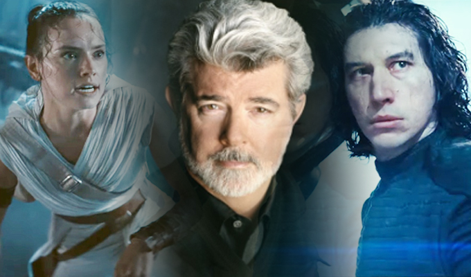 Star Wars: The Rise of Skywalker: ¿George Lucas volvió para salvarla?