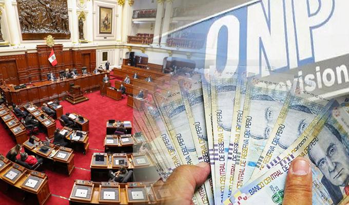 """Pdte. Sagasti sobre retiro de fondos de la ONP: """"Si se aprueba por insistencia lo llevaremos al TC"""""""