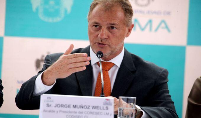 """Jorge Muñoz sobre suspensión del Metropolitano: """"Pienso que eso no debería darse"""""""