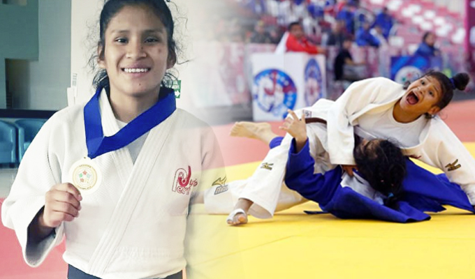 Judo peruano ganó medalla de oro en Panamericano de México