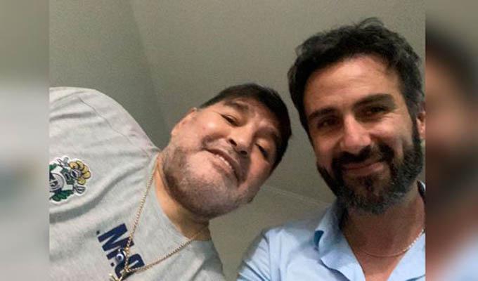 """Médico de Maradona se pronunció tras acusaciones en su contra: """"Se hizo lo que se pudo"""""""