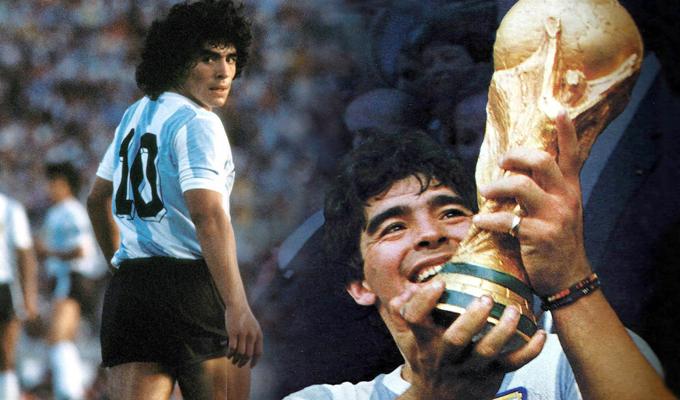 Maradona, el eterno: Argentina y el mundo lloran su partida
