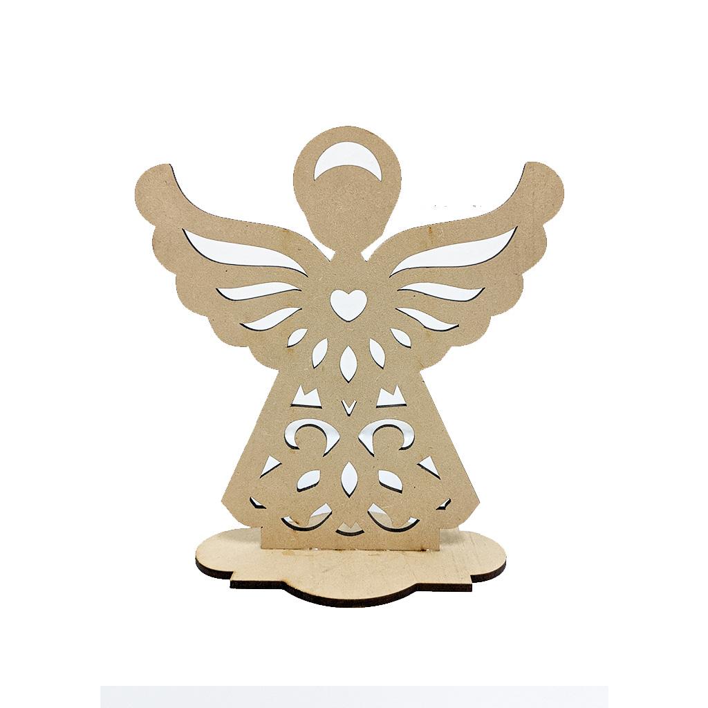SUPERFICIE ANGEL P/DECORACION C/BASE