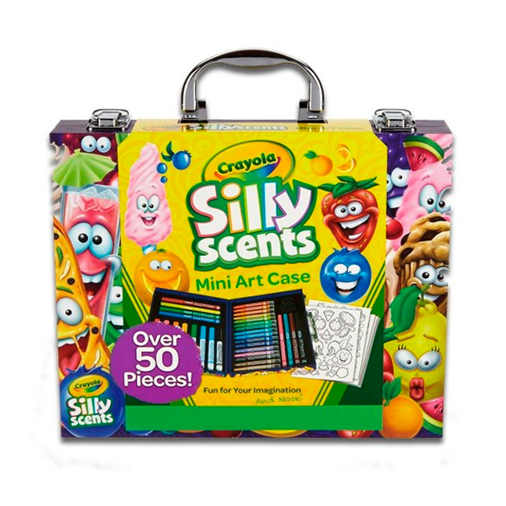 SET P/COLOREAR SILLY SCENTS 04-0015