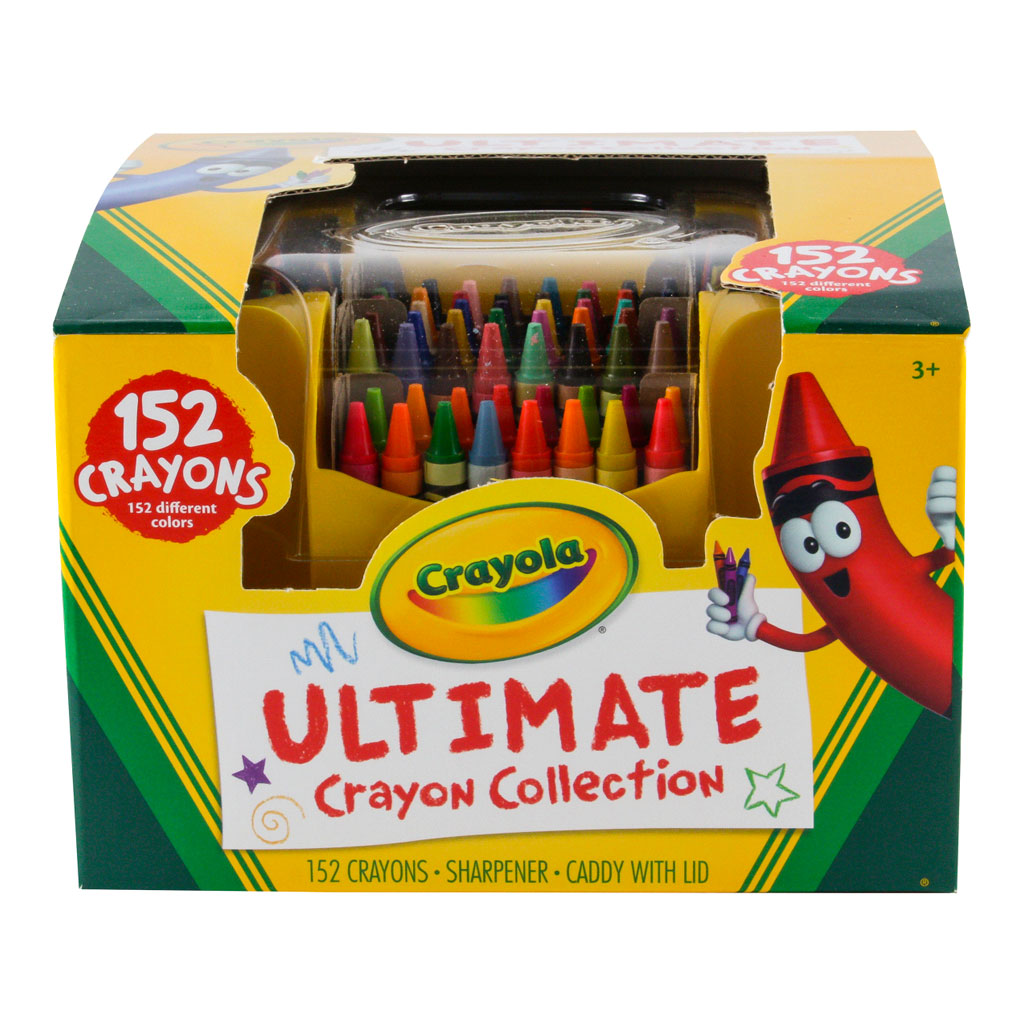 CRAYONES ULTIMATE 152 COLORES 52-0030