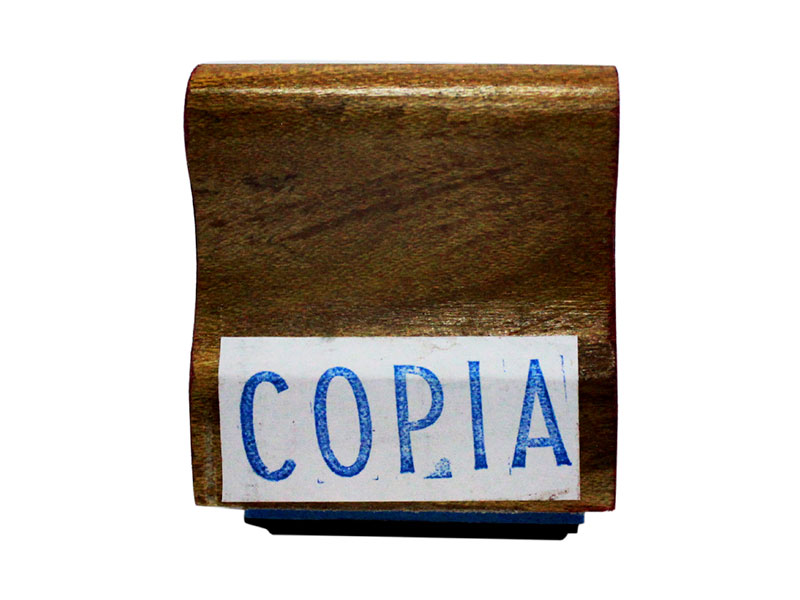 SELLO DE MADERA COPIA
