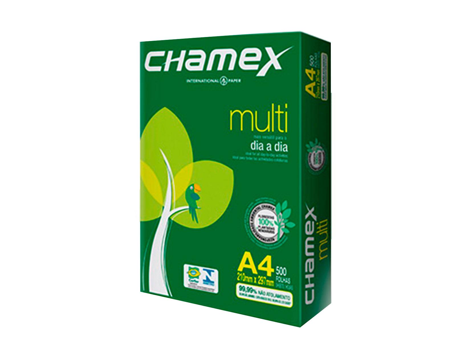 PAPEL BOND 40 CHAMEX A4