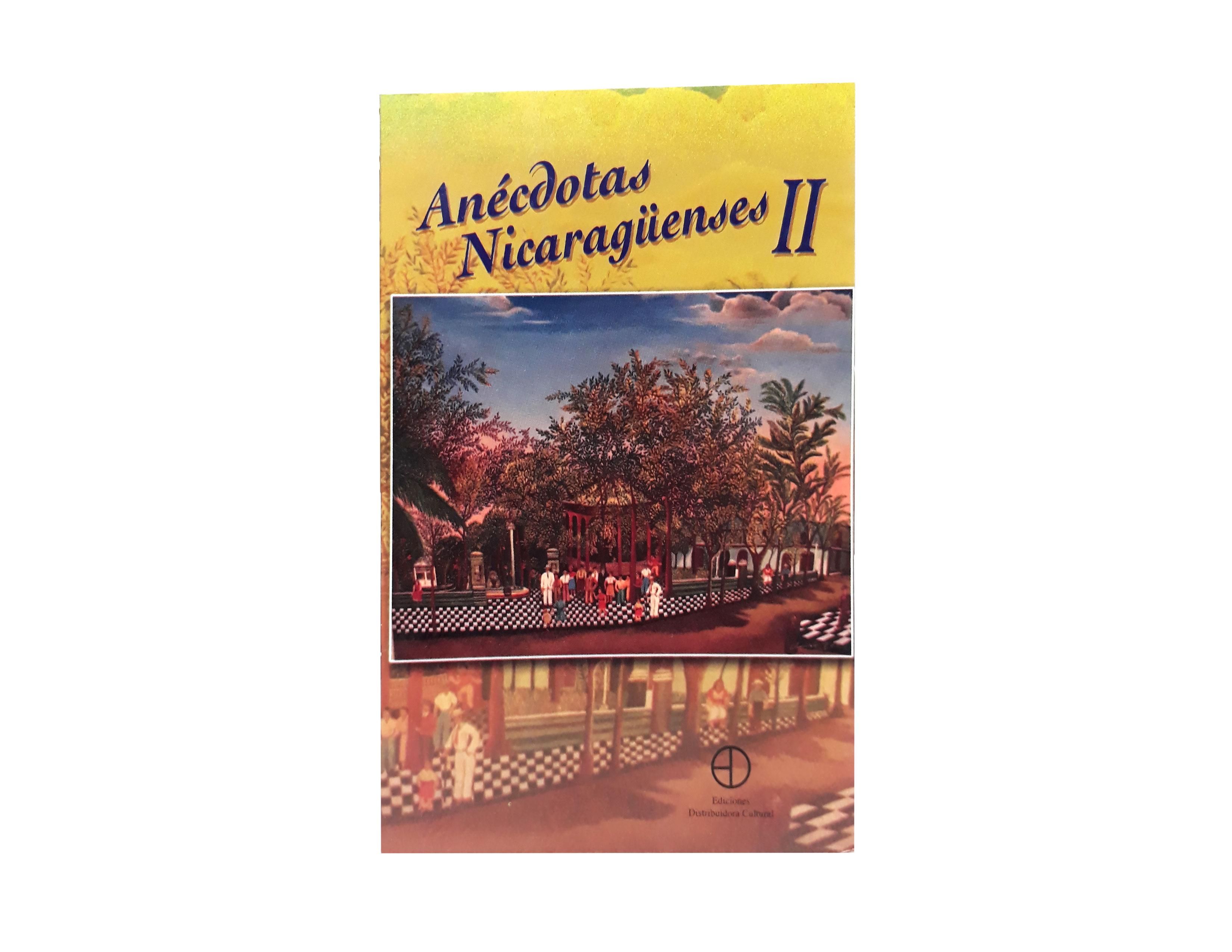ANECDOTAS NICARAGUENSES II