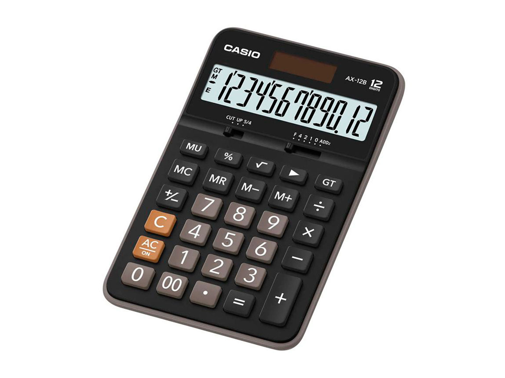 CALCULADORA 12 DIGITOS AX-12B