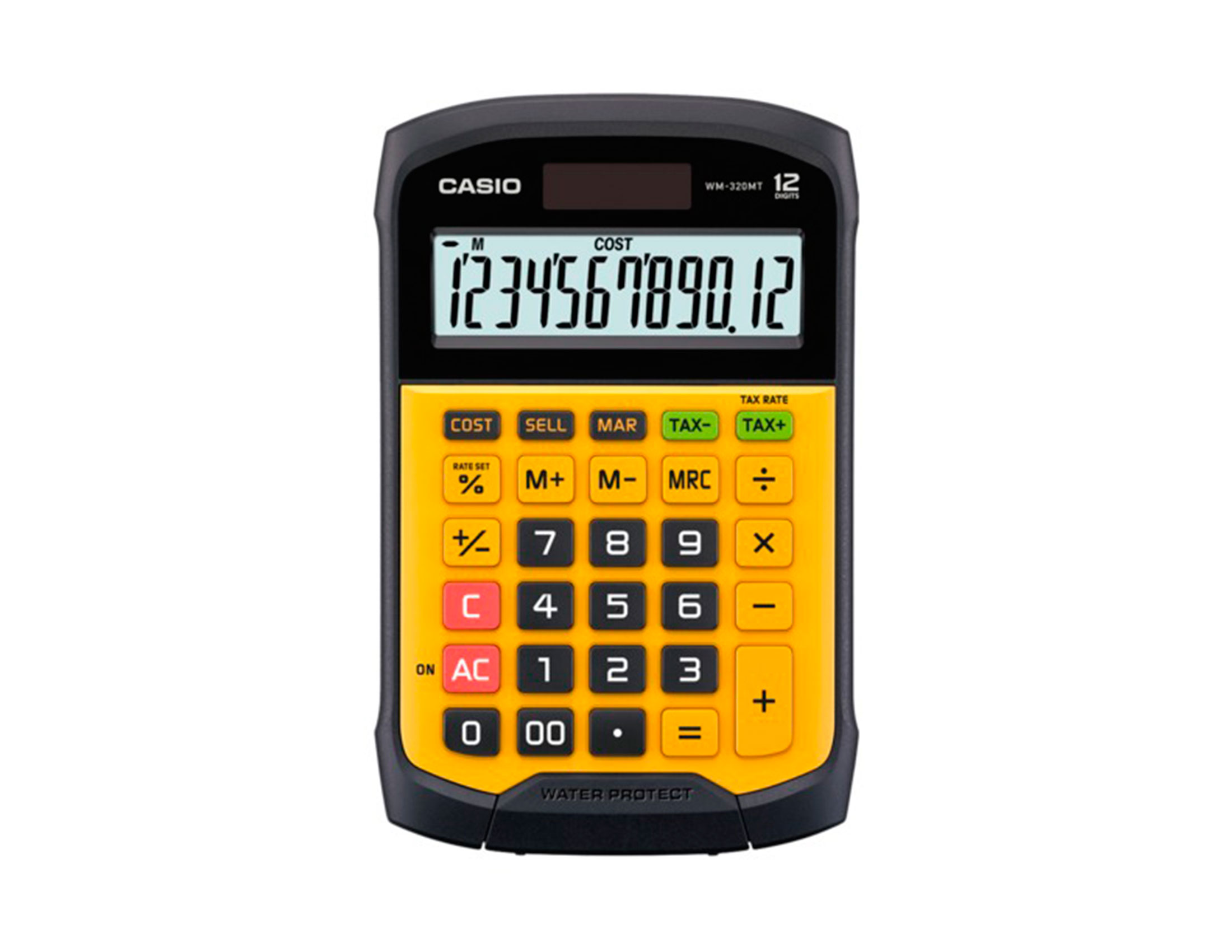 CALCULADORA 12 DIGITOS WM 320MT