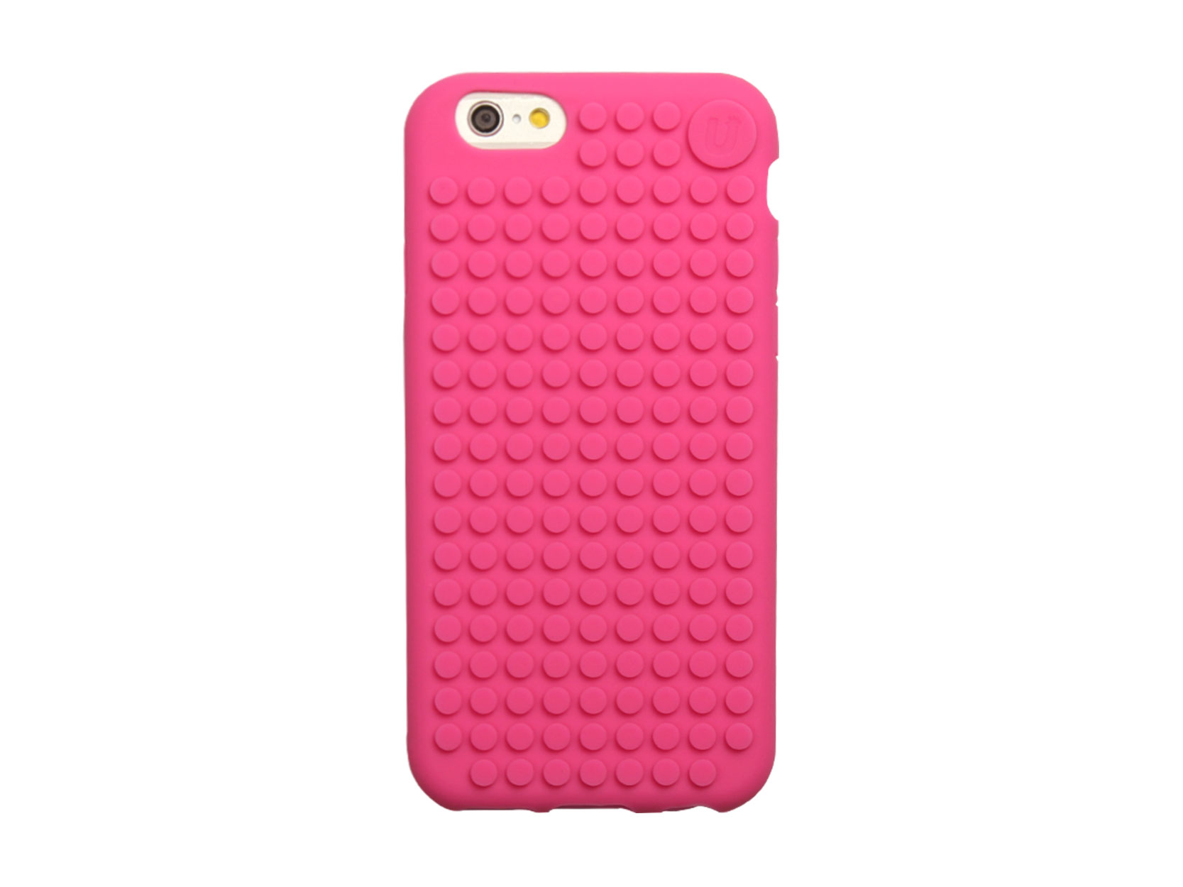 COVER P/CELULAR WY-C006 IPHONE 6/6S FUCSIA