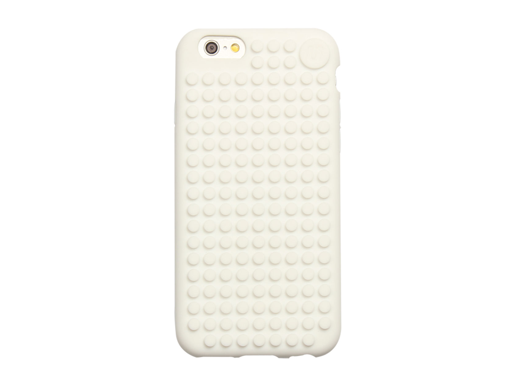 COVER P/CELULAR WY-C006 IPHONE 6/6S BLANCO