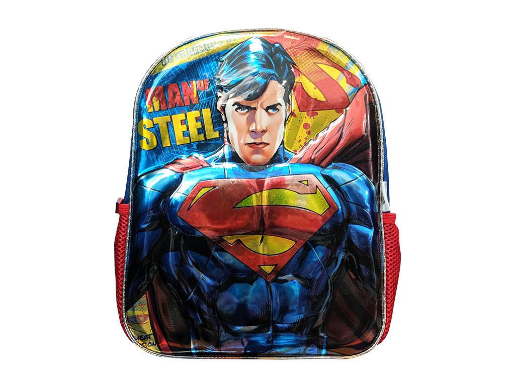 "MOCHILA 13"" SUPERMAN CXA-SM-M2001"