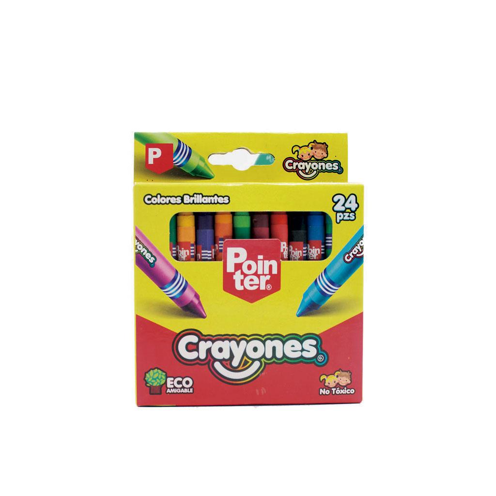 CRAYONES 24 COLORES CY-3988