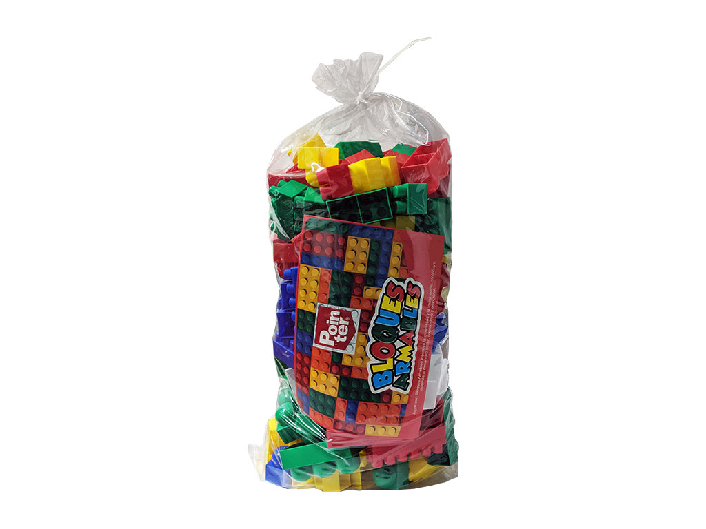 LEGO EN BOLSA 144  PCS. REF.6783