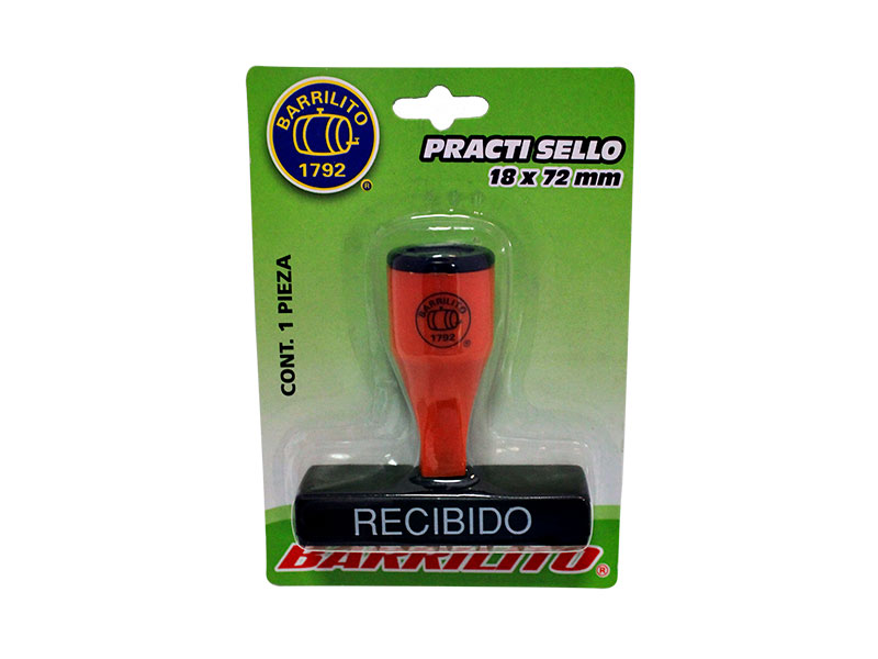 PRACTISELLO C/LEYENDA RECIBIDO
