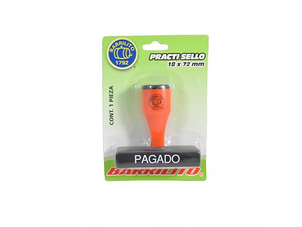PRACTISELLO C/LEYENDA PAGADO