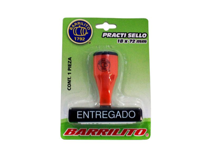 PRACTISELLO C/LEYENDA ENTREGADO
