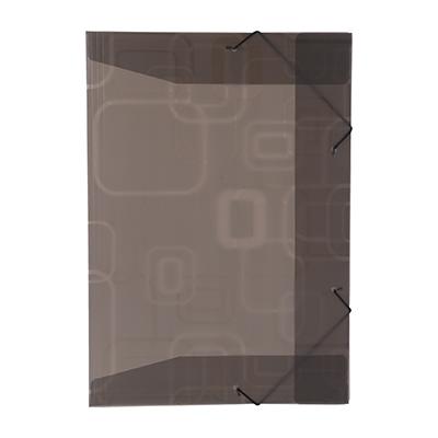SOBRE PLASTICO C/LIGAS T/O DELLOFINE AHUMADO