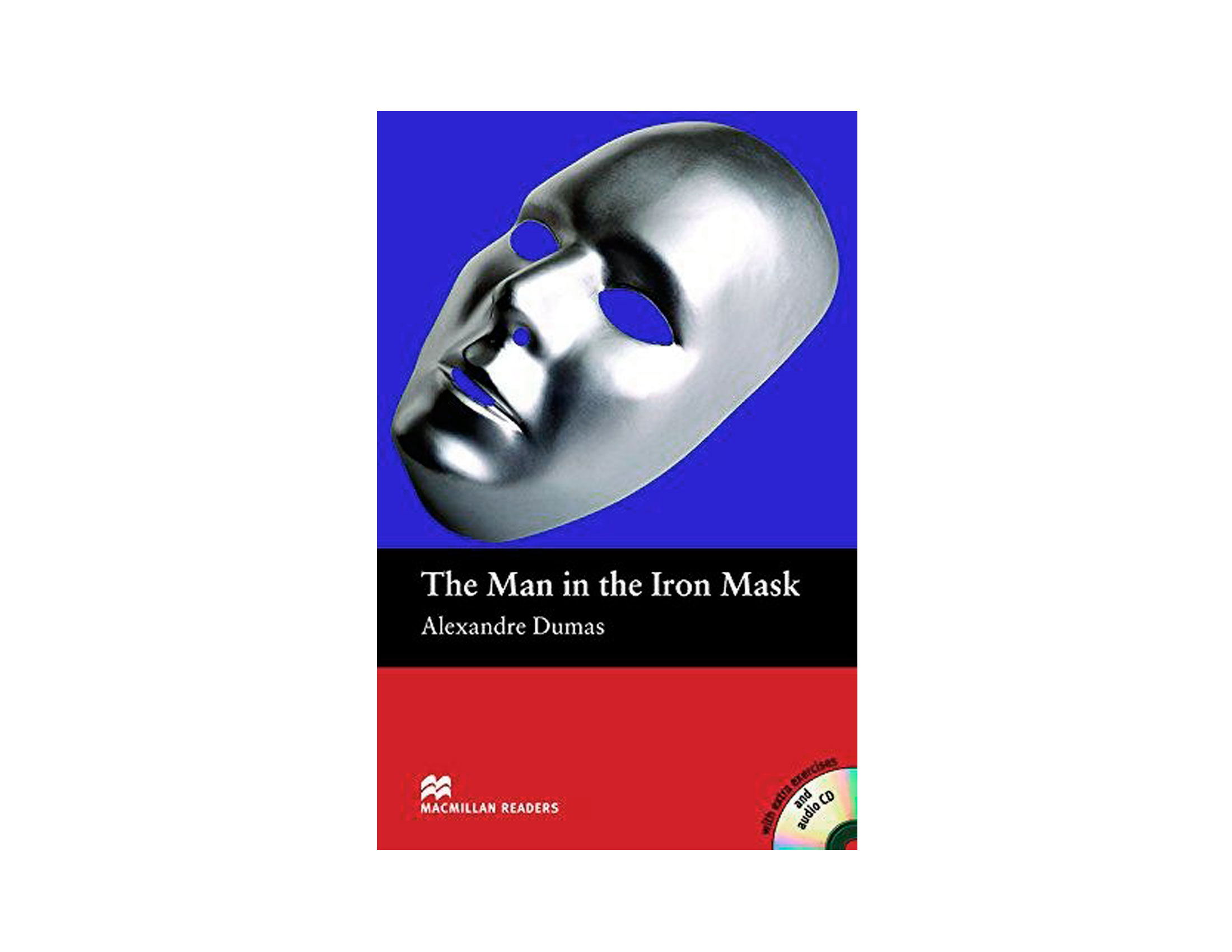 THE MAN IN THE IRON MASK C/CD