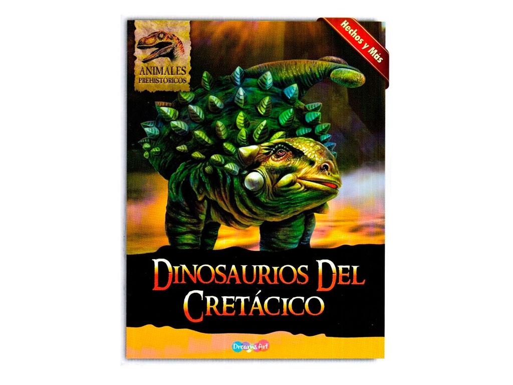 LIBRO LOS DINOSAURIOS DEL CRETACICO BI-MCW0166