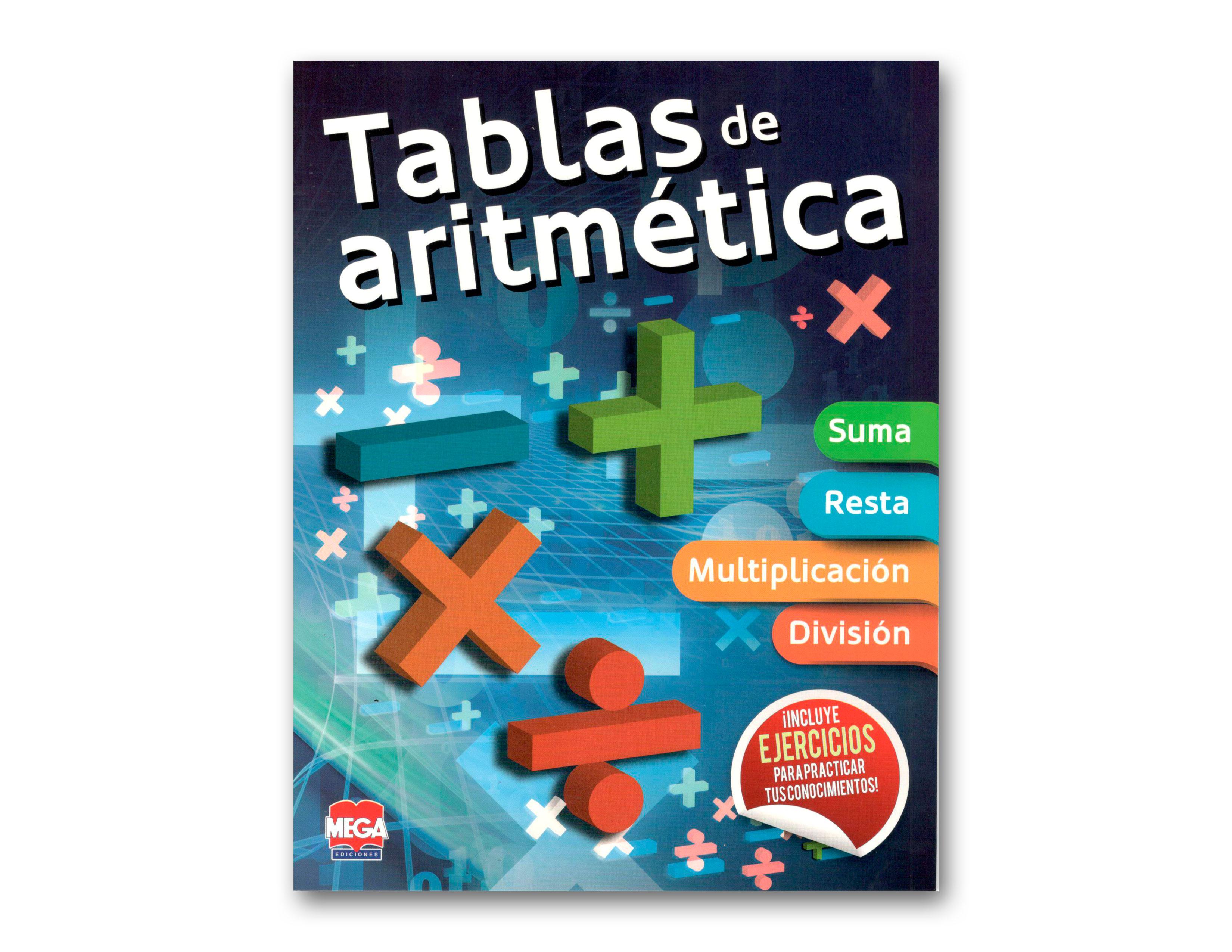 TABLAS DE ARITMETICA 1117