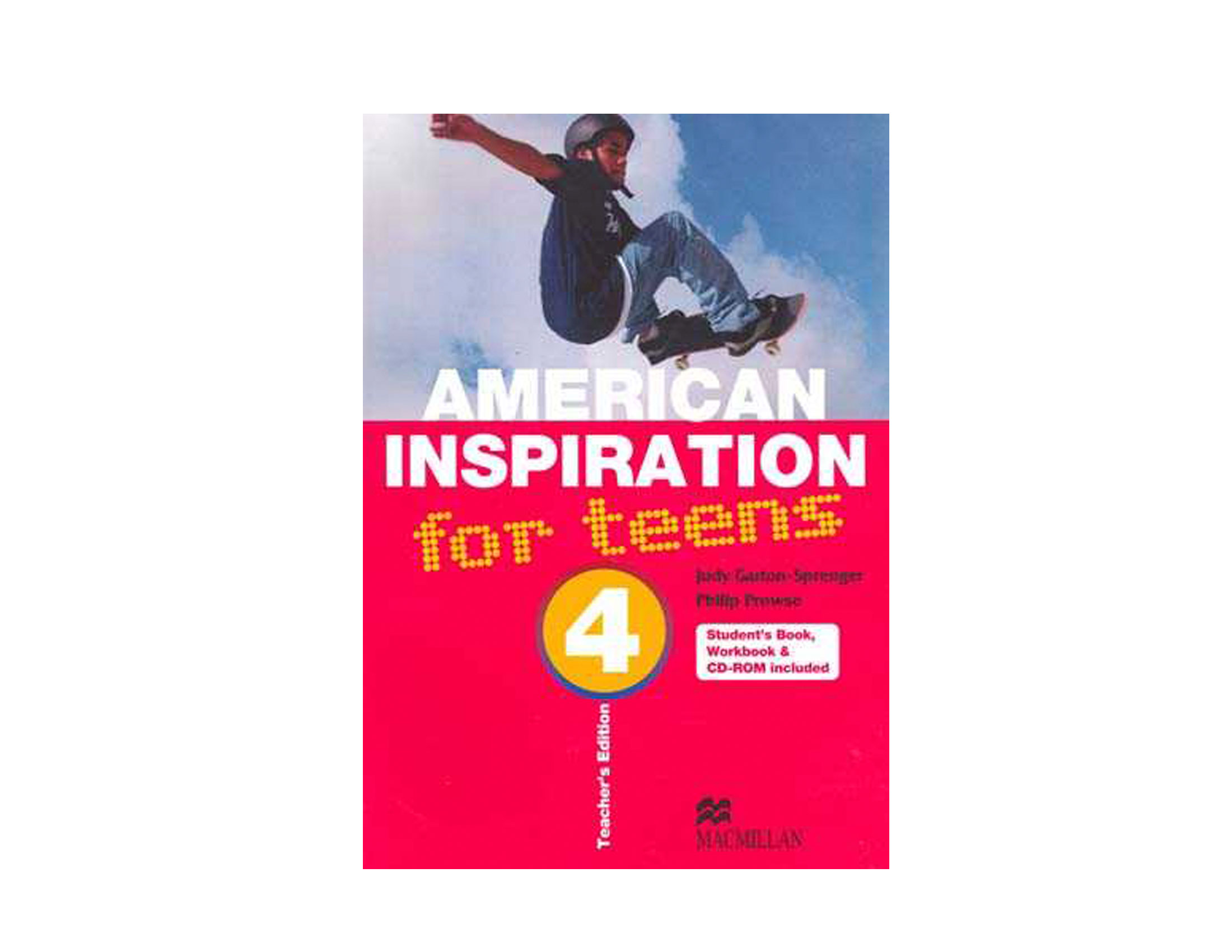 AMERICAN INSPIRATION FOR TEENS STD 4