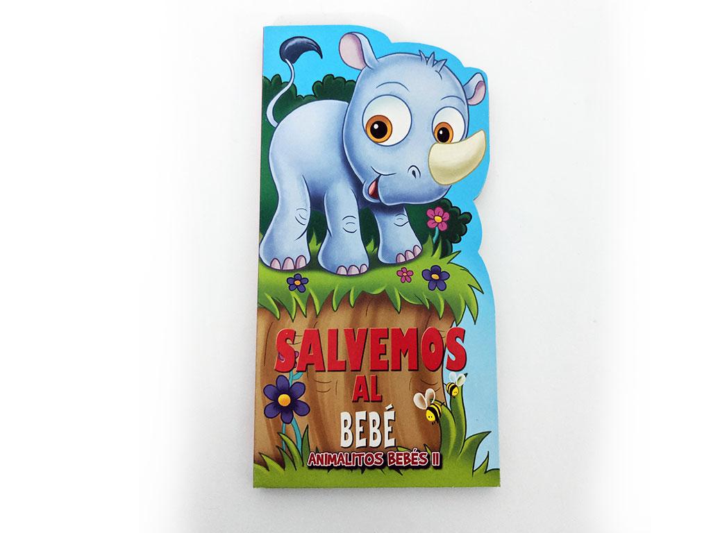 CUENTO SALVEMOS AL BEBE BB-VST6233