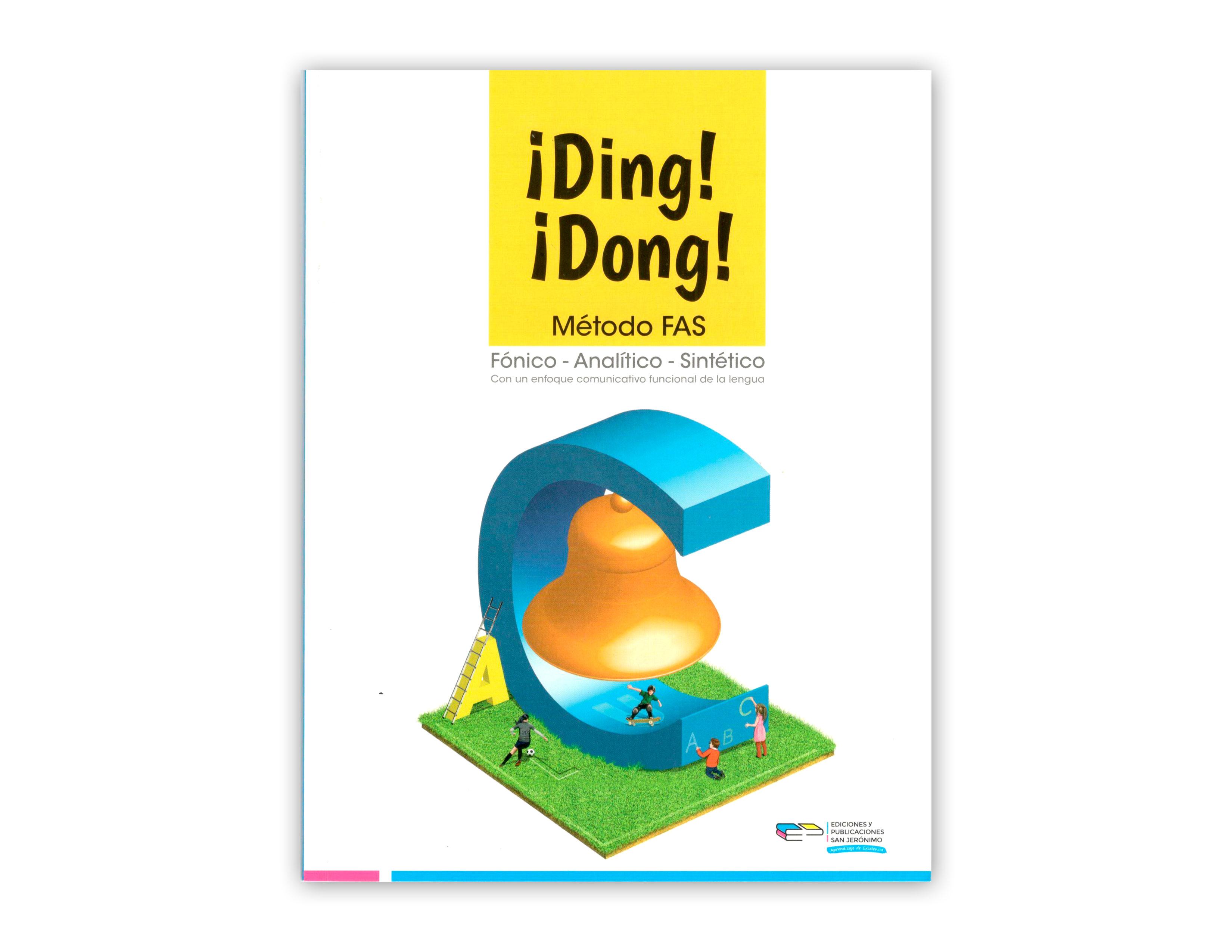 LIBRO DING DONG METODO FAS